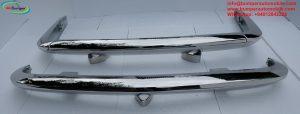 Triumph TR6 (1969-1974) bumpers 1