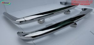 Triumph TR6 (1969-1974) bumpers 3